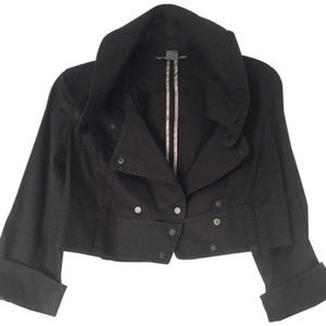 Armani Moto Jacket ACCEPTING ALL OFFERS!